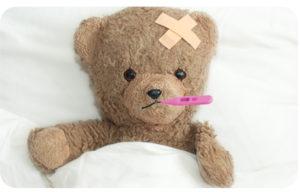 critical-illness-teddy